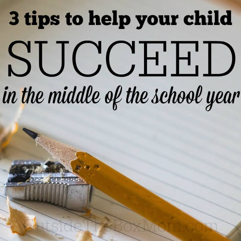 If you are noticing that your child's grades are slipping, or if you think your child needs to apply himself a bit more, here are some tips to help.