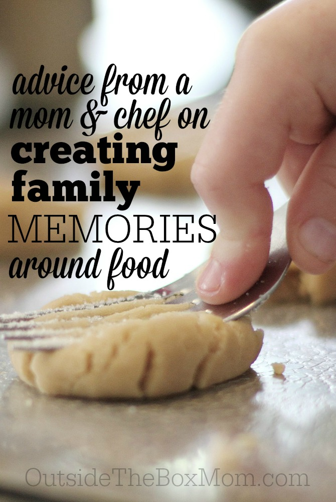 Mom of two, Chef Vivian Howard, of the PBS docu-series, A Chef's Life shares tips for getting kids to eat, creating memories around food, and how to get dinner on the table.