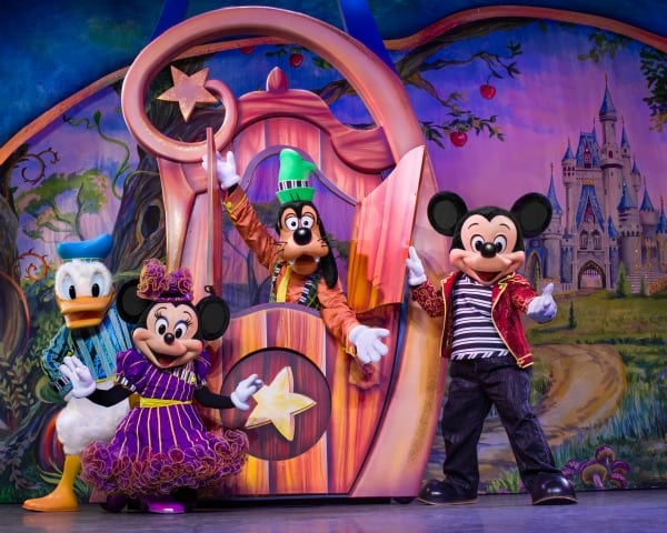 Disney Live! Mickey & Minnie's Doorway to Magic (Roanoke, VA) Giveaway