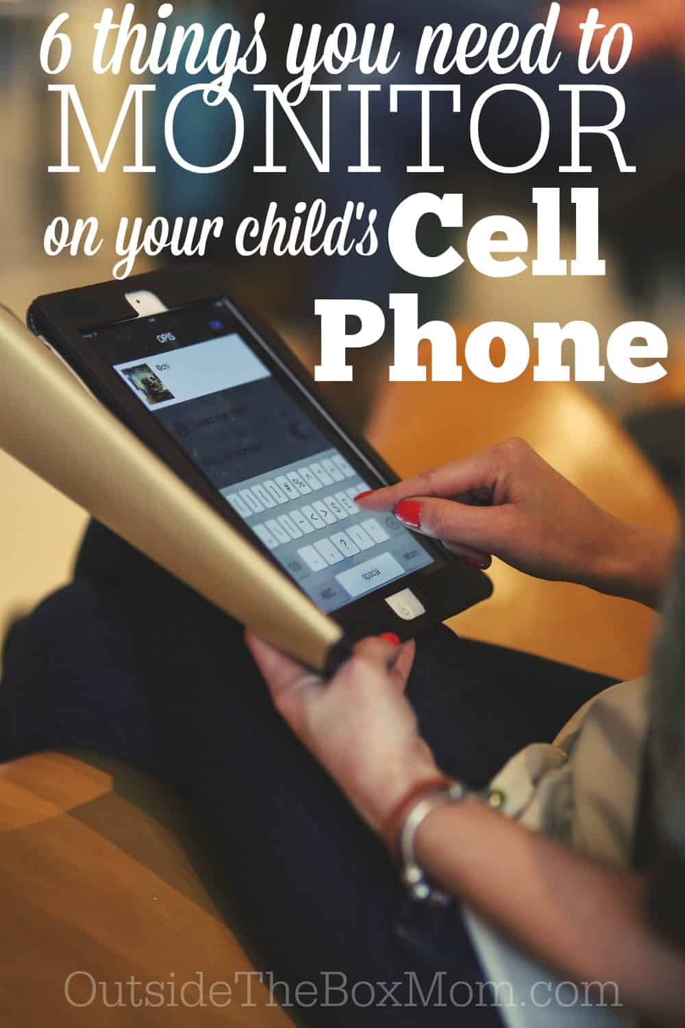 Do you know what your child does on his or her cell phone? Do you monitor their behavior? We have put together a set of tips and tricks for parents who are either digitally challenged or tech savvy. Here are 6 Things You Need to Monitor on Your Child's Cell Phone.