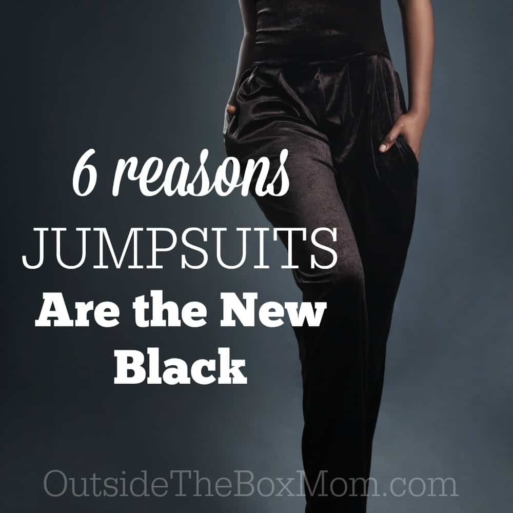 Why Jumpsuits Are the New Black
