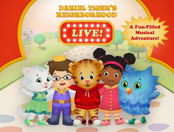 Daniel Tiger's Neighborhood Live! Review