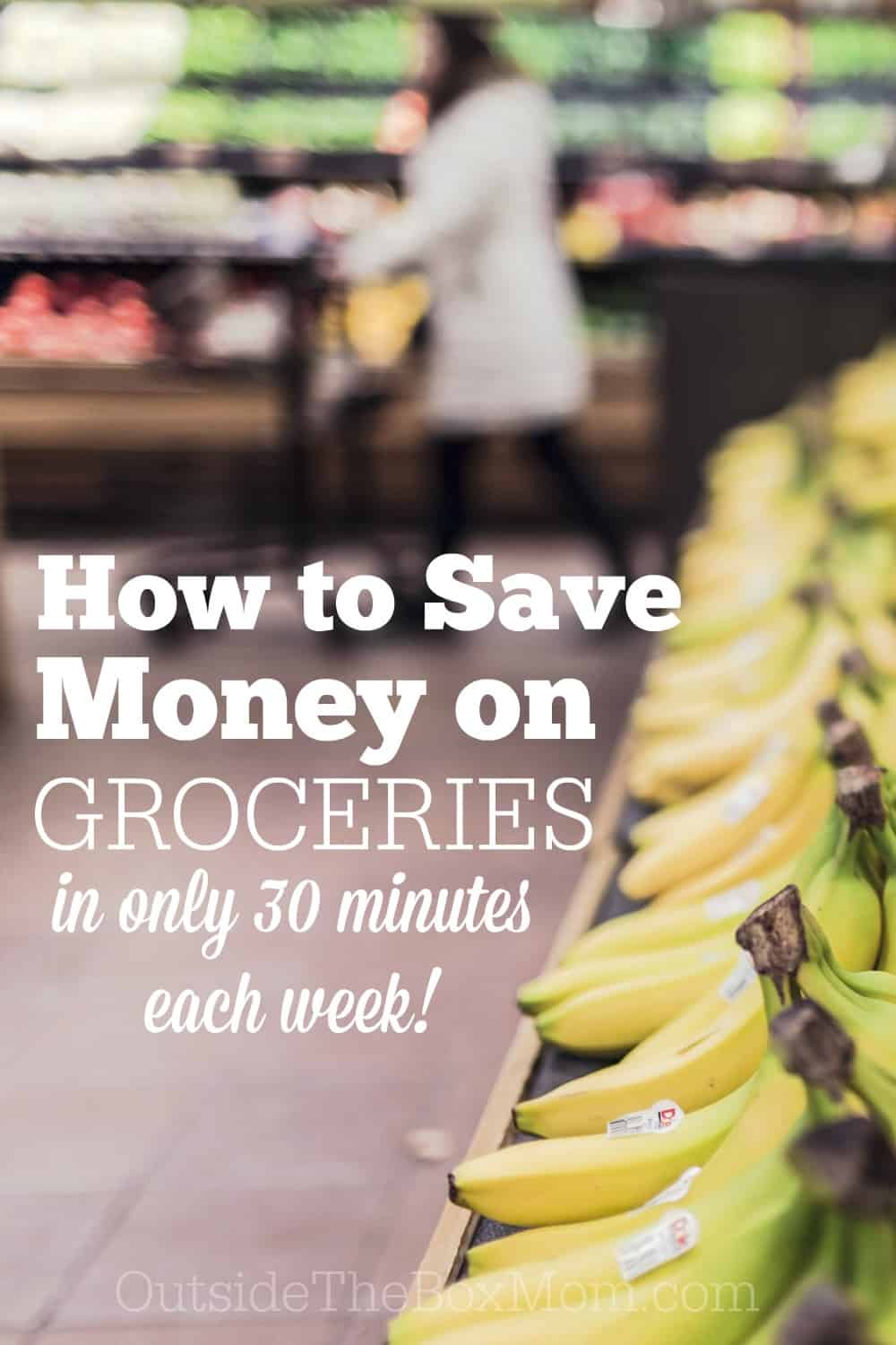 If you are tired of spending insane amounts of money on groceries each week and feel like as soon as you buy it, it's gone, this post is for you!