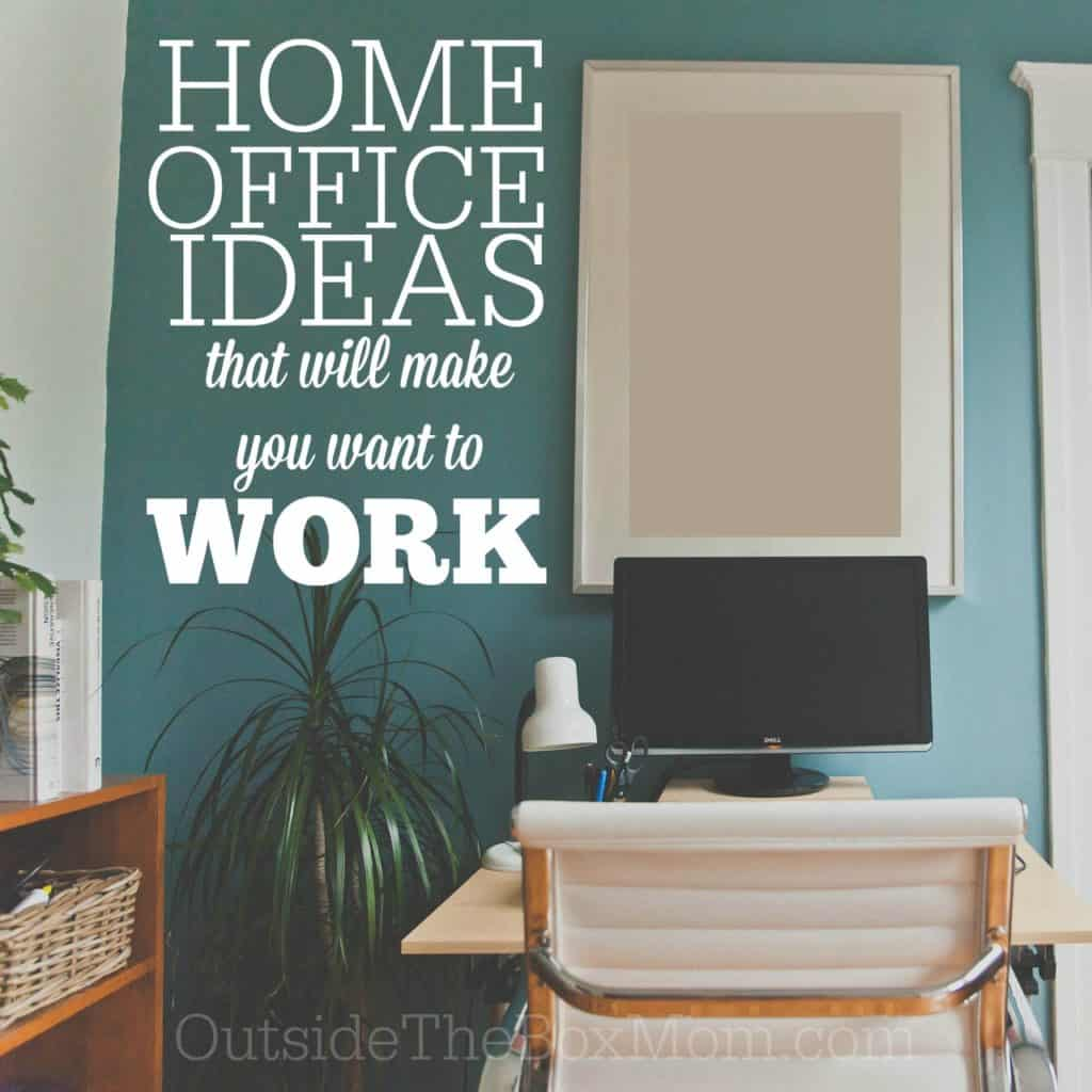 These Home Office Ideas Will Make You Want to Work