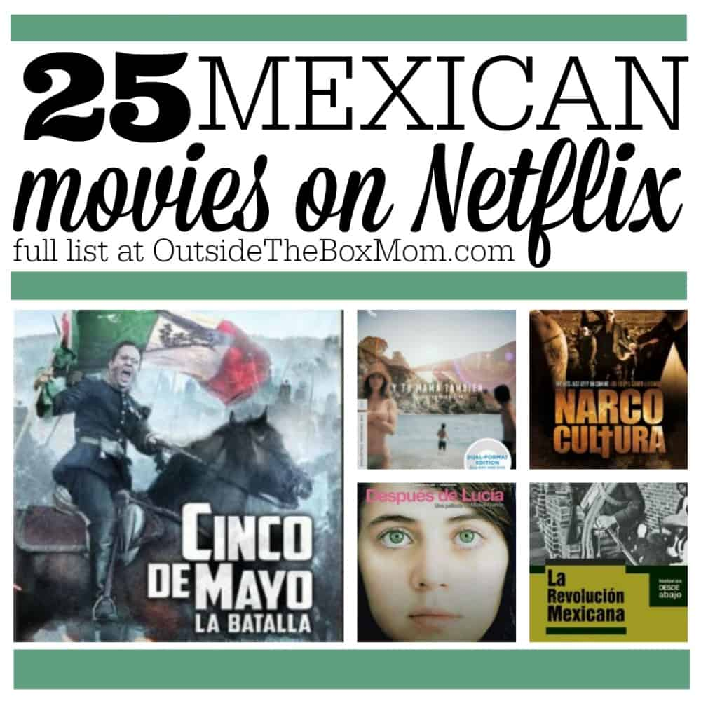 25 Mexican Movies on Netflix You Should Watch