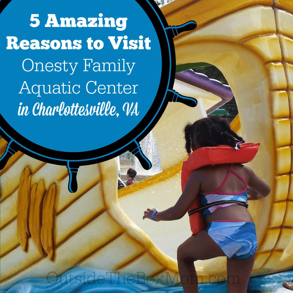 5 Amazing Reasons to Visit Onesty Family Aquatic Center in Charlottesville, VA