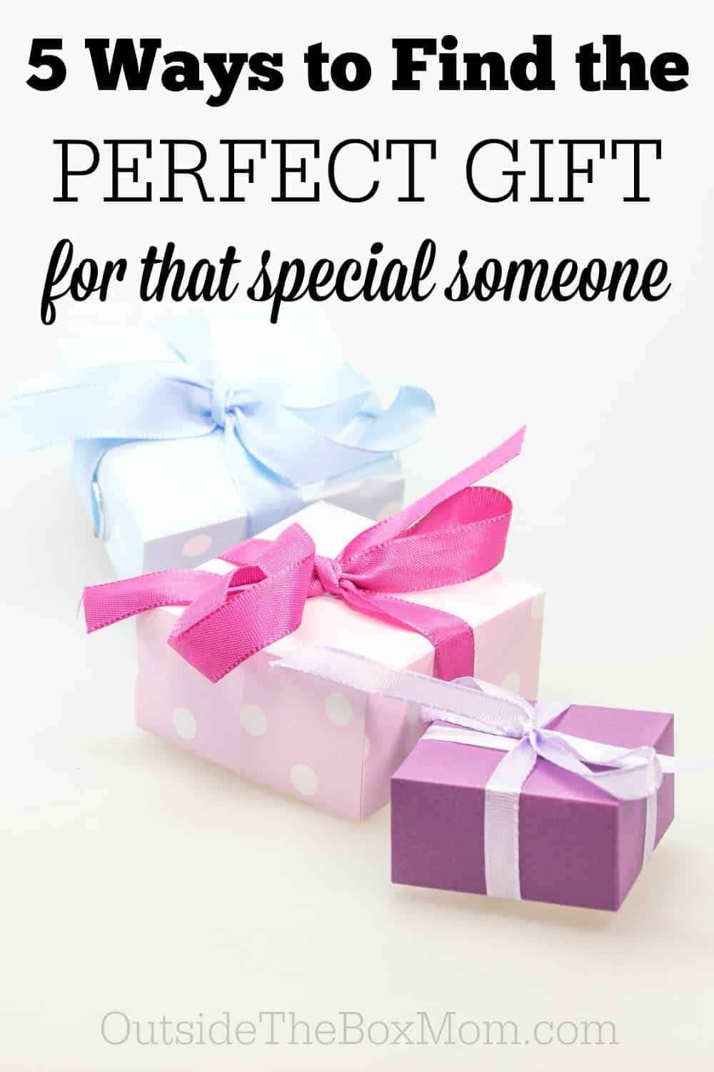Do you dread having several gift giving occasions coming up this year? Don't miss these five fantastic (and super easy) ways to find the perfect gifts for less!