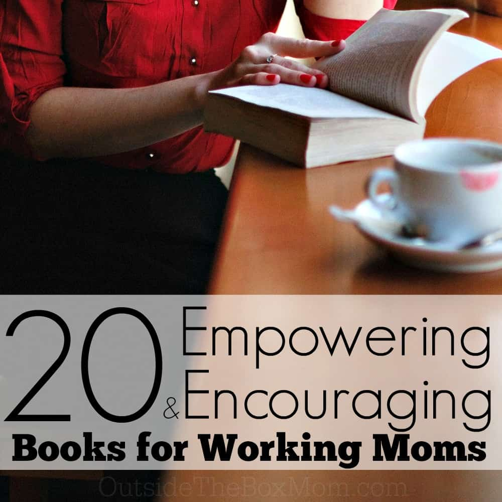 20 Best Books for Working Moms