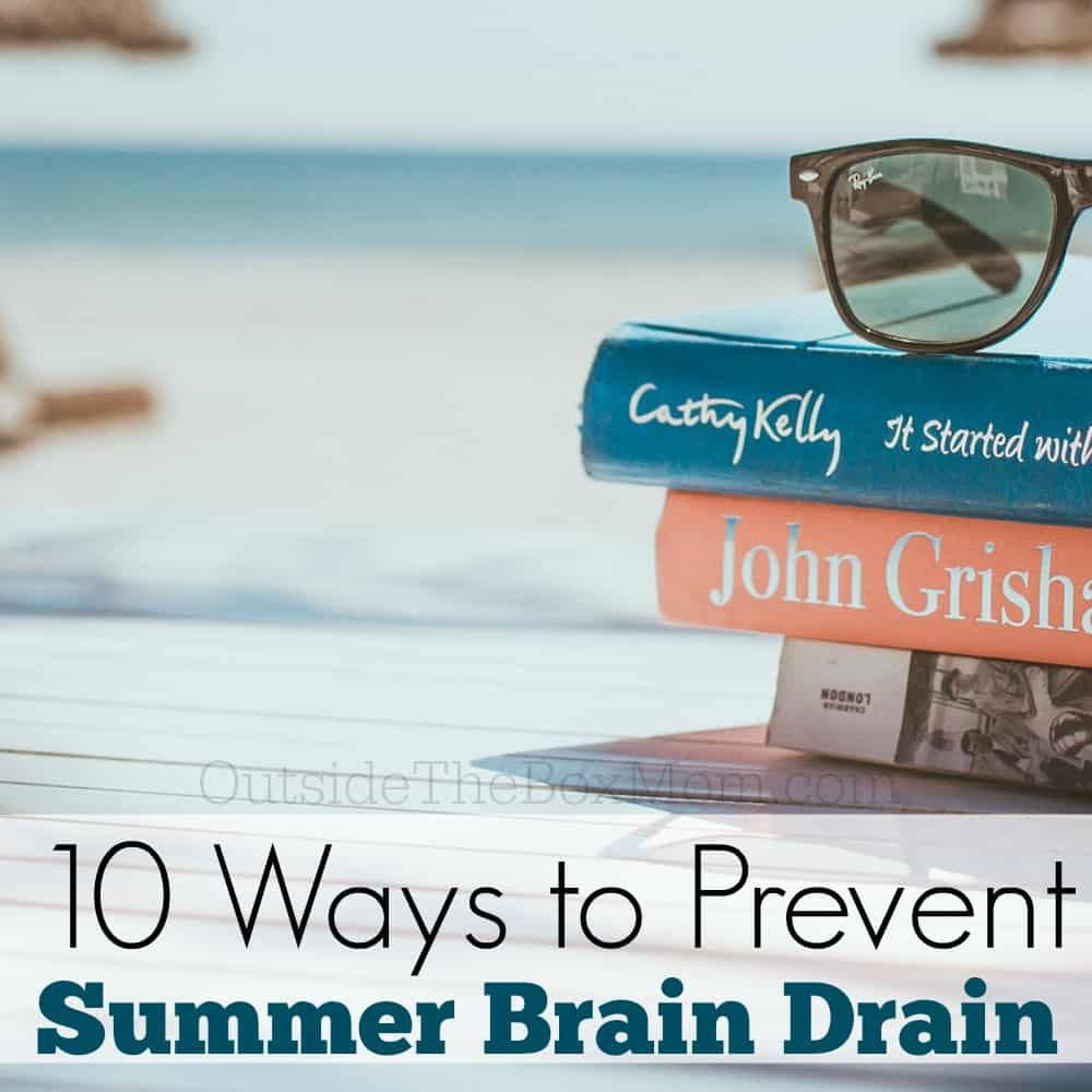 How to Prevent Summer Brain Drain