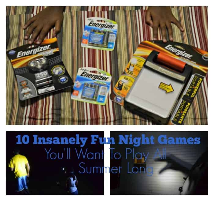 10 Insanely Fun Night Games You'll Want To Play All Summer Long