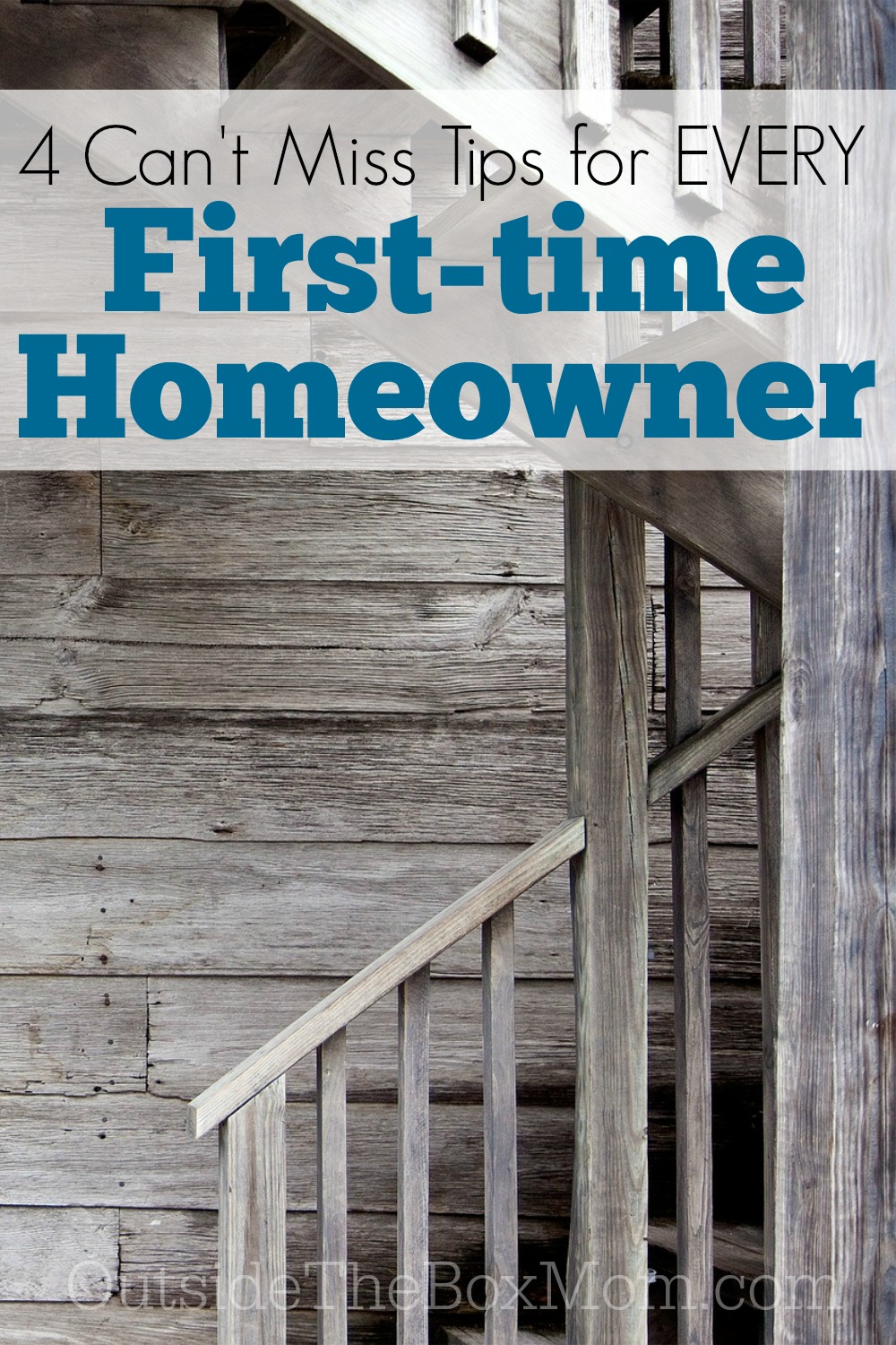 Are you preparing to purchase your first home? In this post, I'm sharing six tips to help you make this transition.