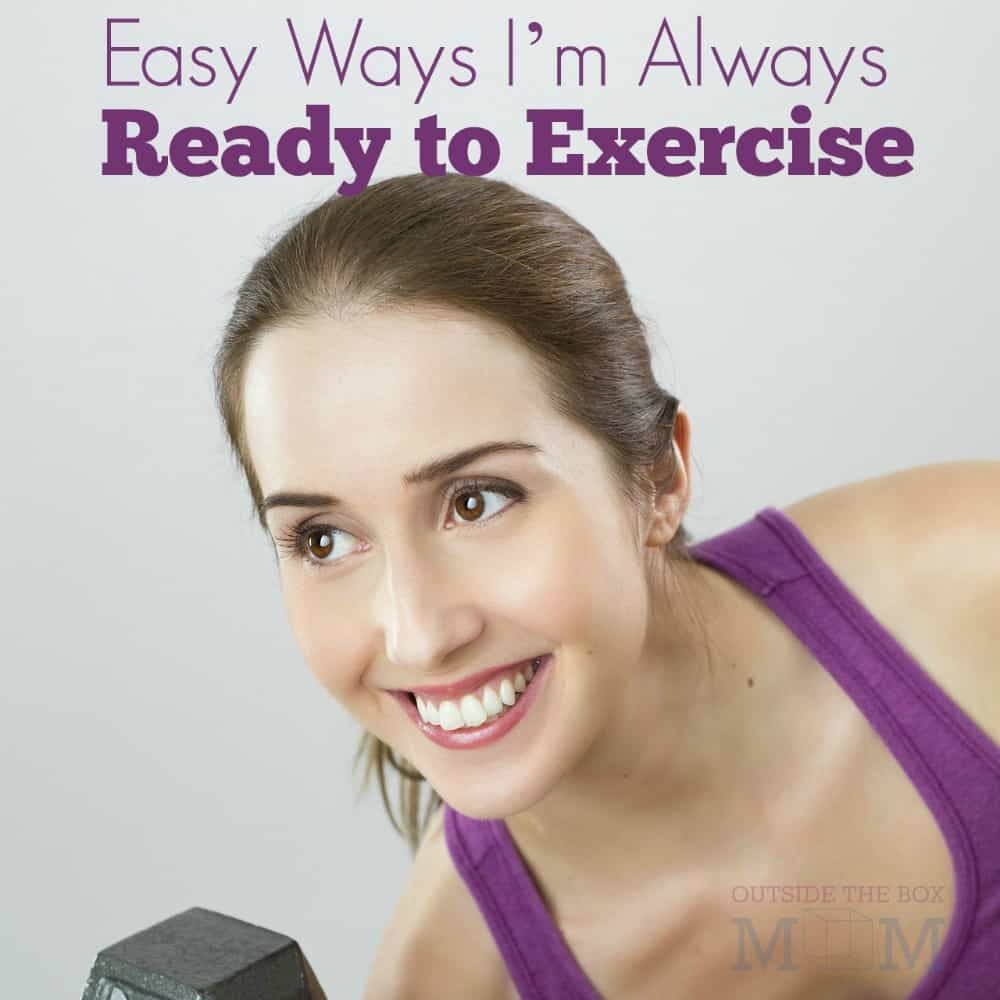 Easy Ways I'm Always Really Prepared To Exercise
