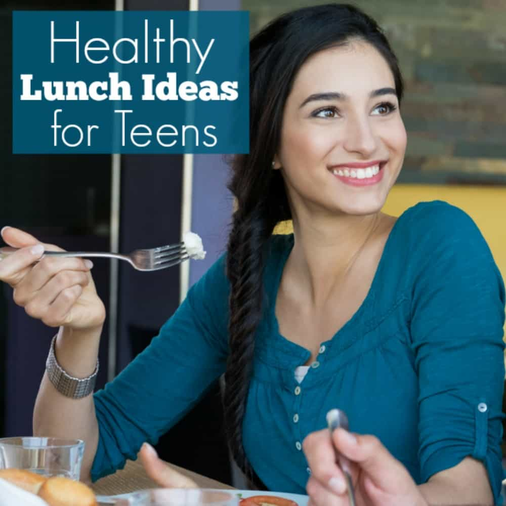 If you are looking for healthy lunch ideas for teens, let me tell you about what my son and I decided to help him make the most of his lunchtime, keep him full, and save money.