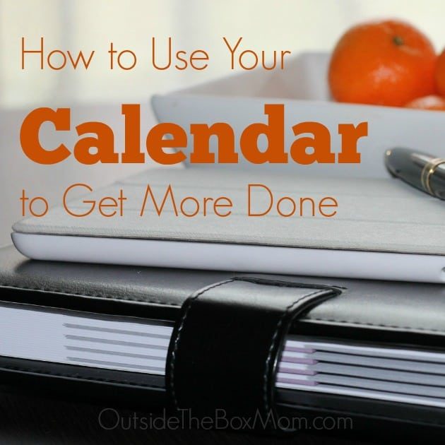 11 Ways to Use Your Calendar That Are Proven To Boost Productivity
