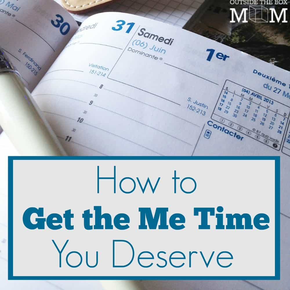 Get the Me Time You Deserve