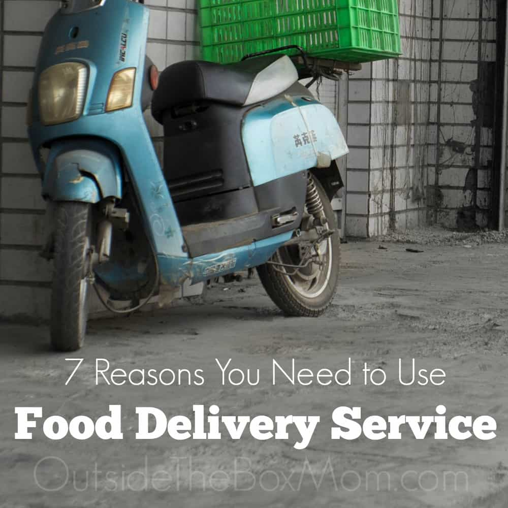 7 Reasons You Need to Consider a Food Delivery Service