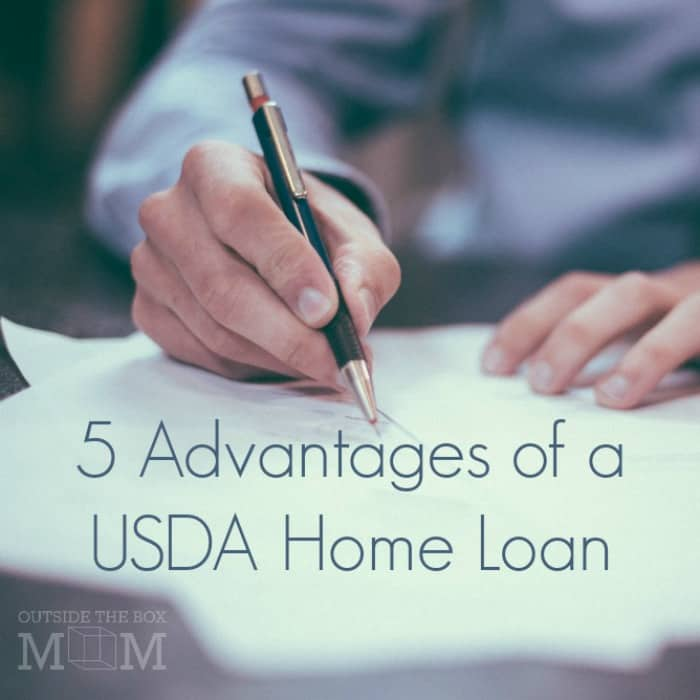 5 Advantages of a USDA Home Loan