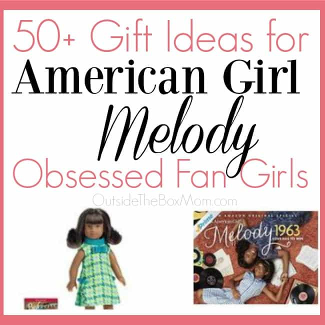Do you have an American Girl Melody obsessed daughter? Then you have to look at these awesome 50+ American Girl Melody gift ideas for birthdays, Christmas or a special occasion.