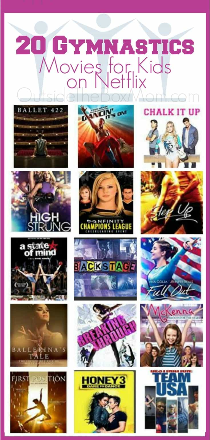 68b410e15 20 Gymnastics Movies on Netflix - Working Mom Blog | Outside the Box Mom