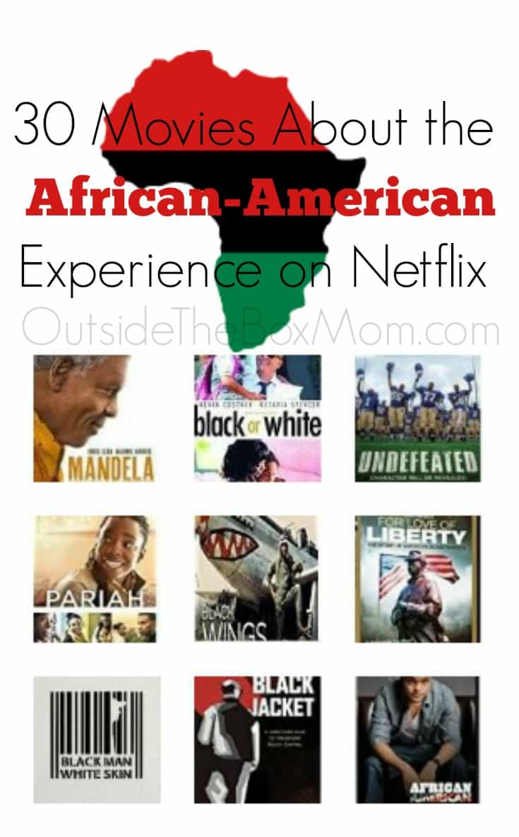 30 Movies on Netflix About the African-American Experience - Working ...