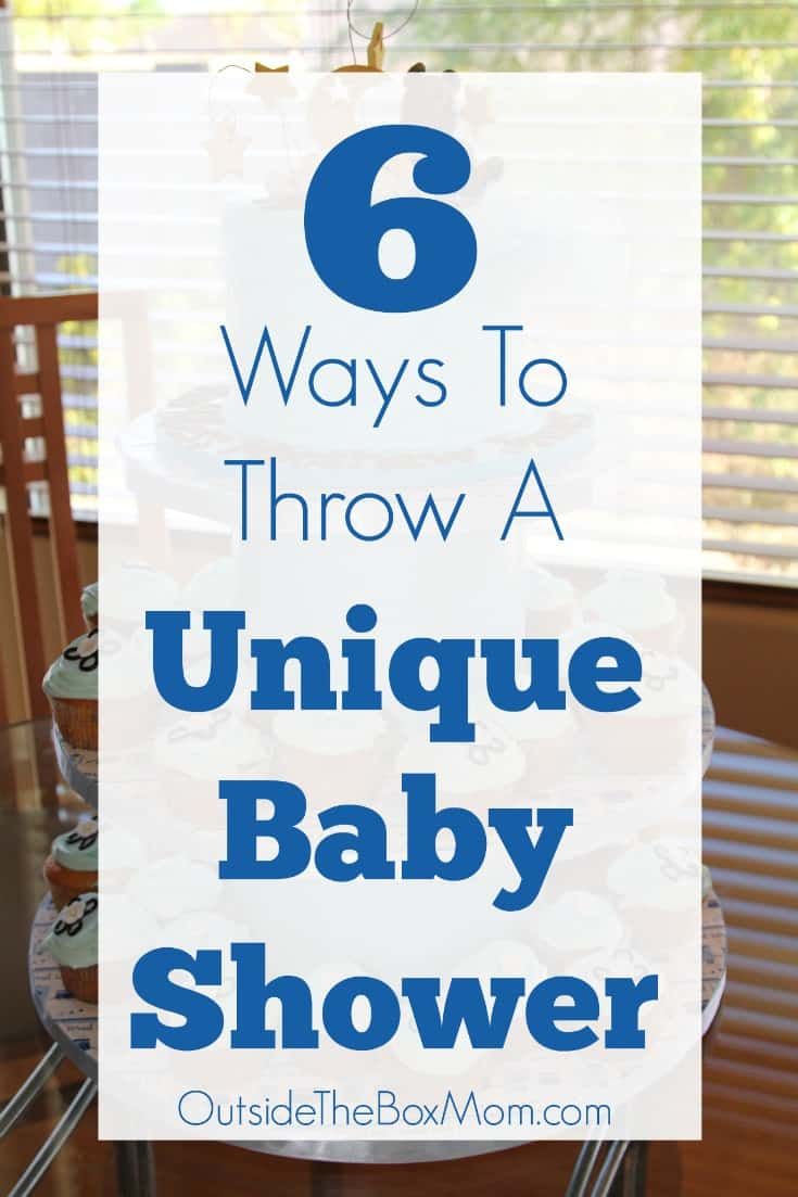 Baby Showers Should Be Fun And Relaxing. Kick Off The Parenting Journey  With A Unique