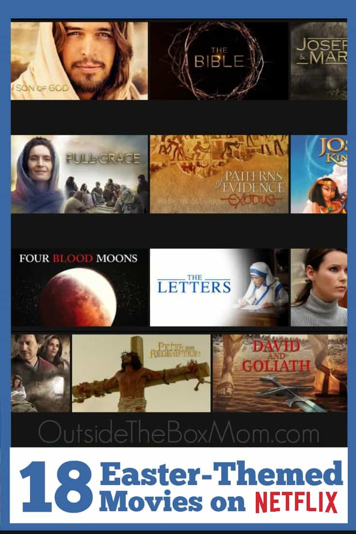 15 Must See Easter Movies on Netflix - Working Mom Blog ...