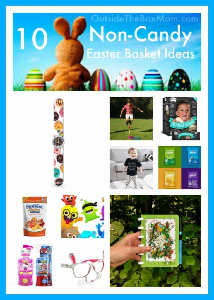 10 Non-Candy Easter Basket Ideas