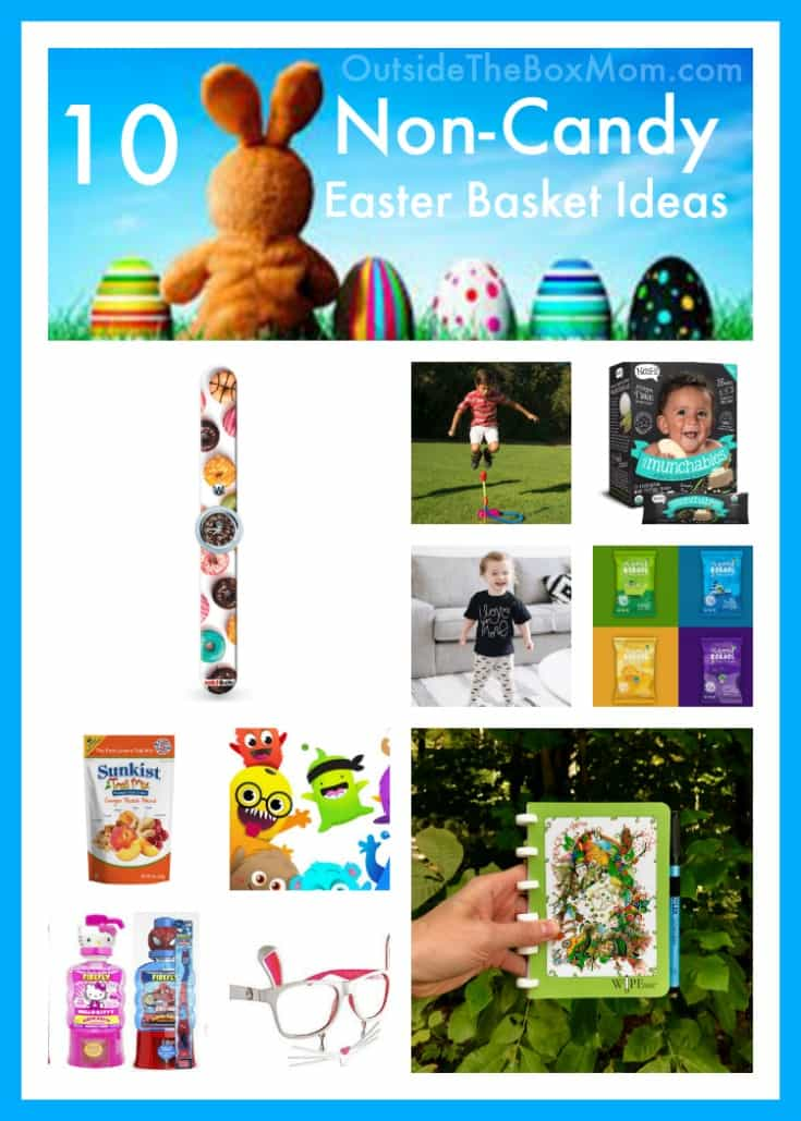10 non candy easter basket ideas working mom blog outside the easter baskets can be so much fun to put together for your kids as you negle Image collections