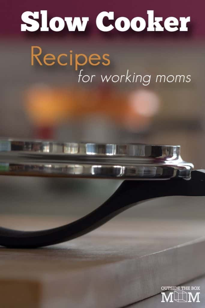 3 Easy Slow Cooker Recipes for Working Moms