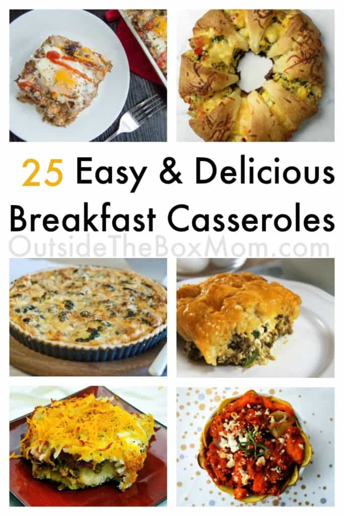 25 Delicious Breakfast Casseroles