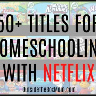 homeschooling with netflix | educational movies on netflix
