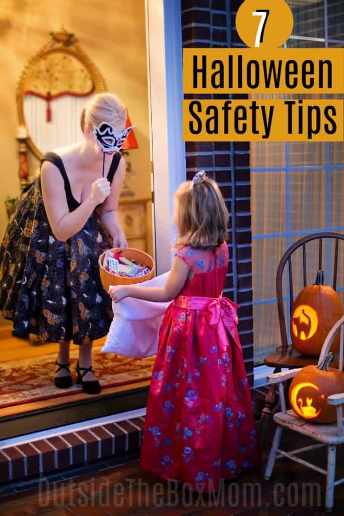 7 Halloween Safety Tips