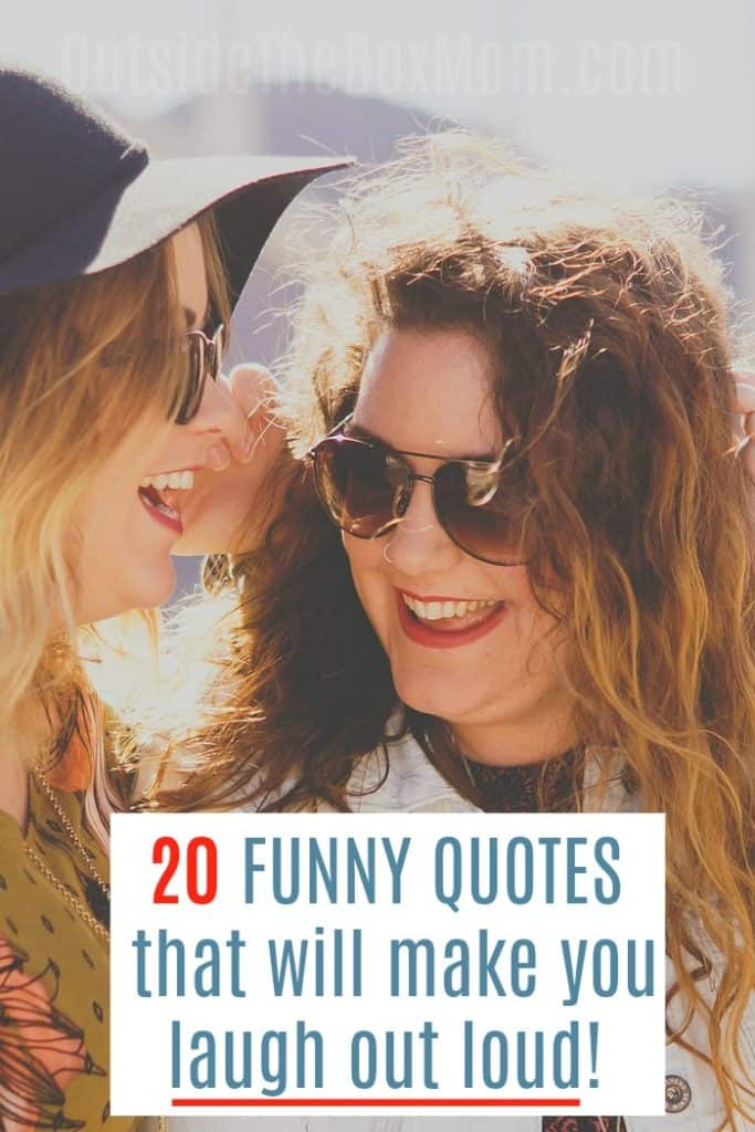 20 Funny Inspirational Quotes