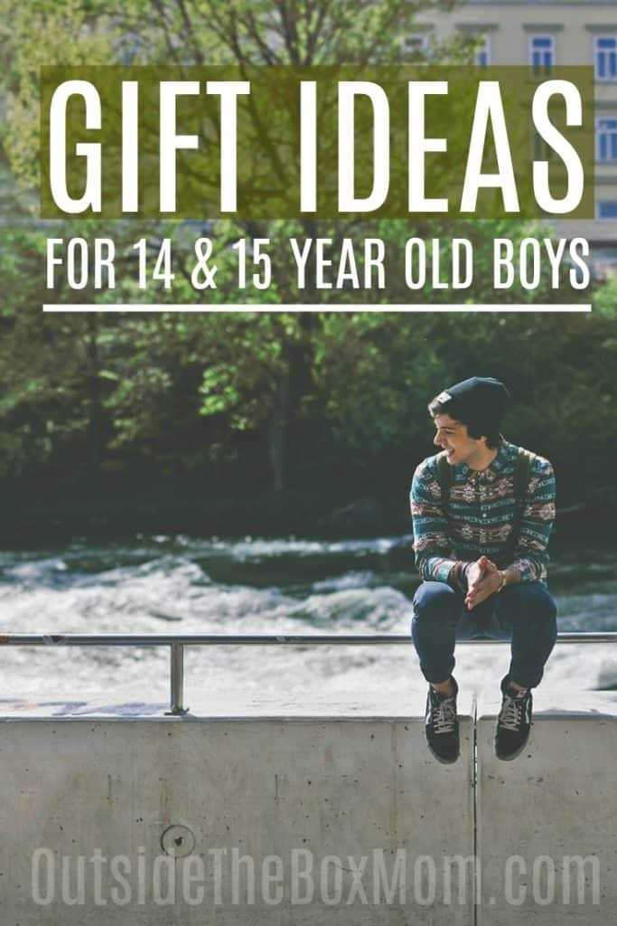 The Best Gift Ideas for 15-Year-Old Boys (That Also Make Great Gifts for 14-year-old Boys)