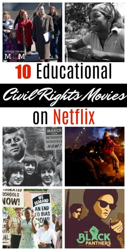 10 Civil Rights Movies on Netflix