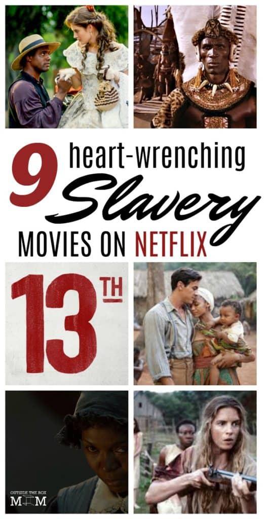 9 Slavery Movies on Netflix