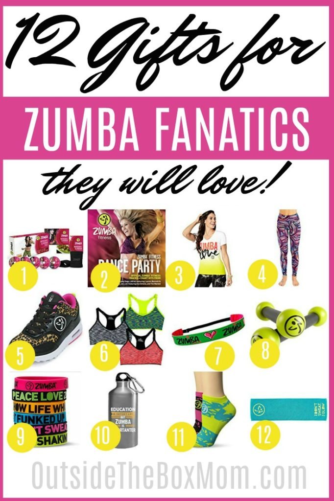 Gifts for a Zumba Fanatic