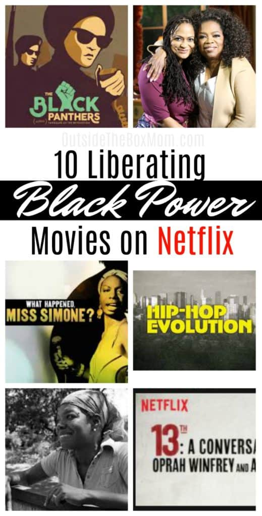 10 Black Power Movies on Netflix