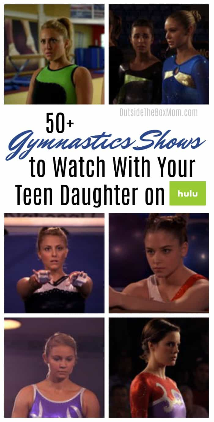 50 Gymnastics Shows On Hulu Working Mom Blog Outside The Box Mom