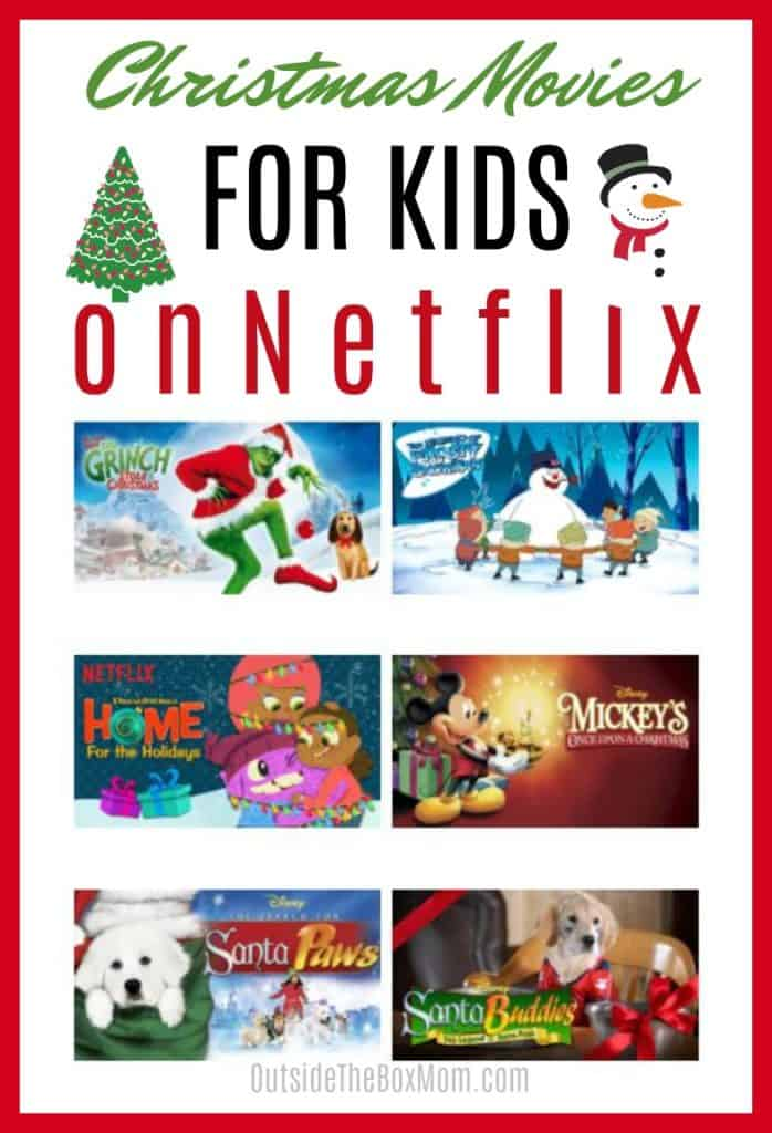 40 Kids Christmas Movies on Netflix