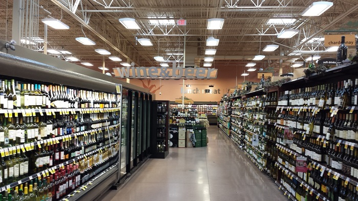Wente Vineyards Wine | kroger wine aisle
