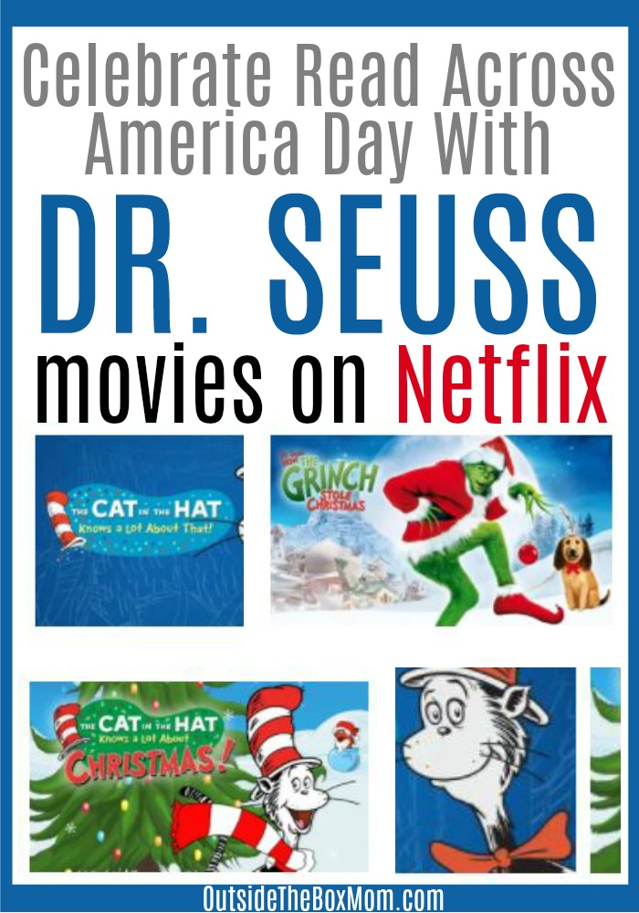 Dr. Seuss Movies on Netflix