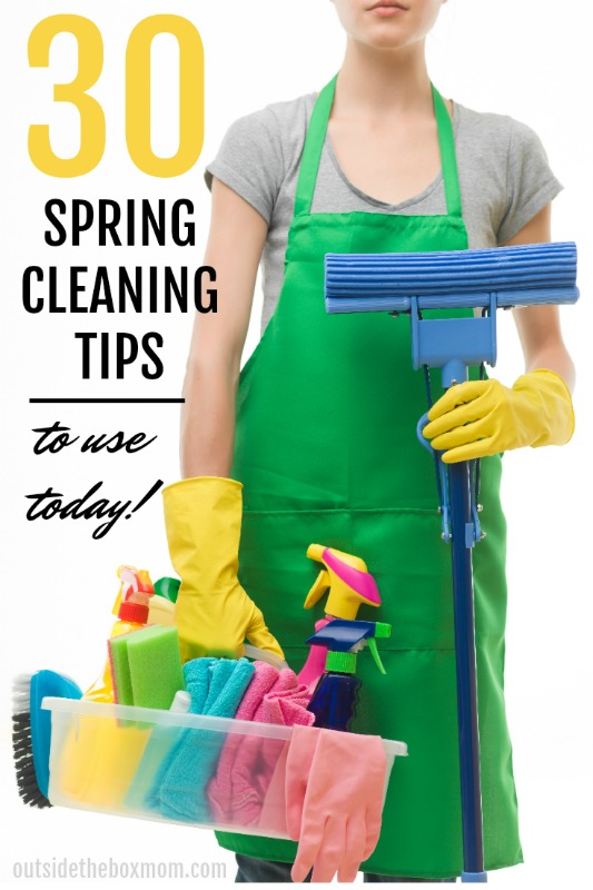 Which Spring Cleaning House Tips Would You Add To This List?