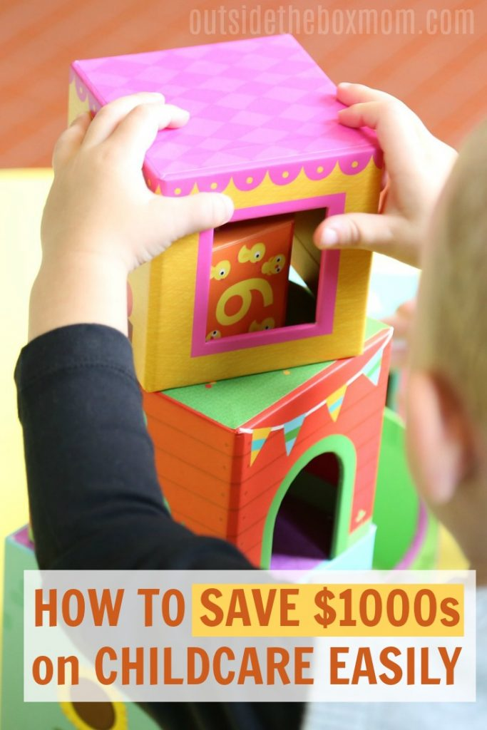 5 Ways to Save Money On Childcare & Other Kid Costs
