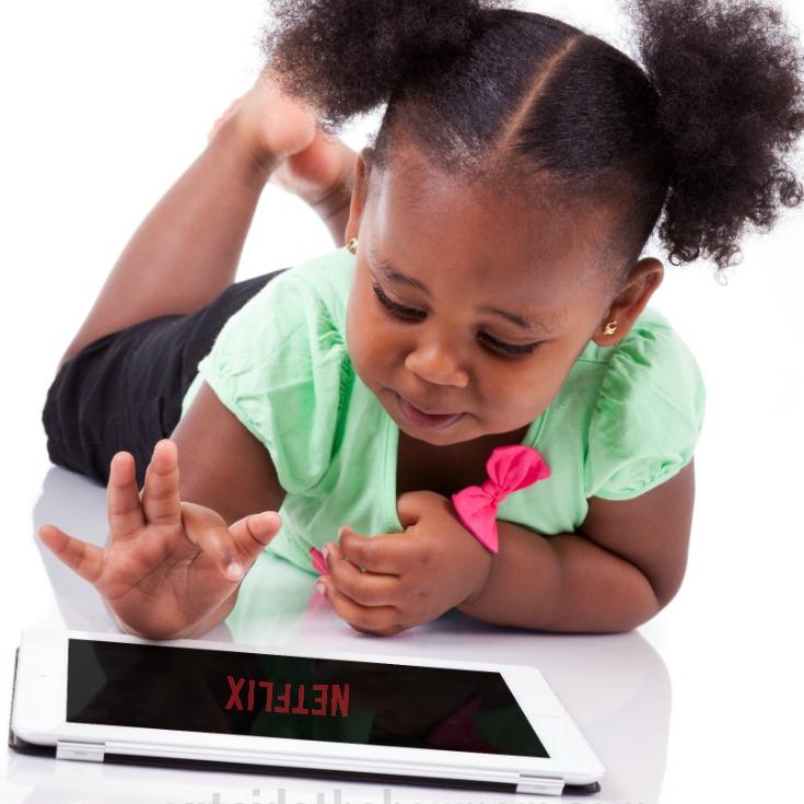 Children's Movies on Netflix sq