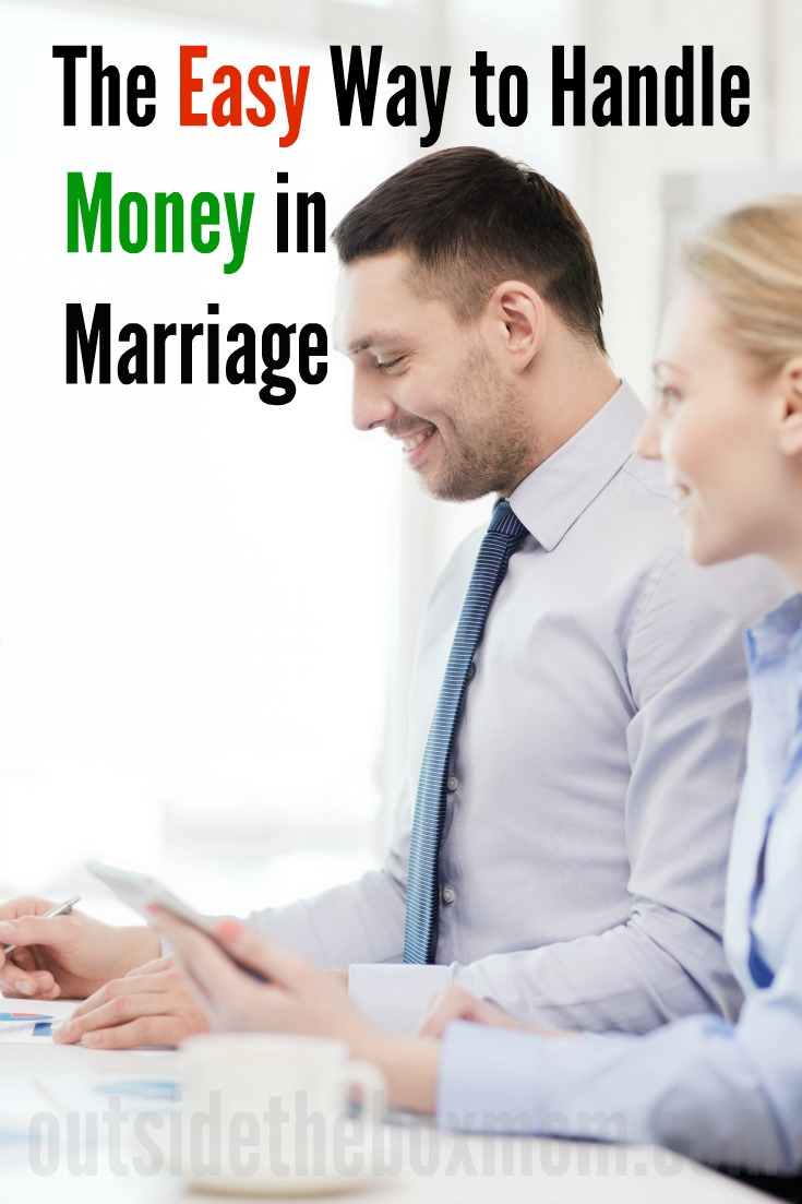 the easy way to handle finances in marriage working mom blog