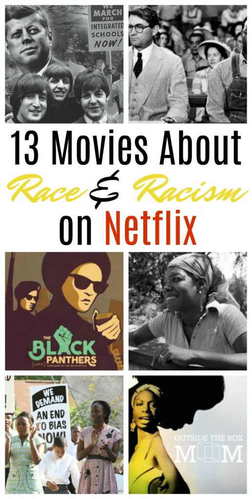 racism movies on Netflix | movies about racism on Netflix