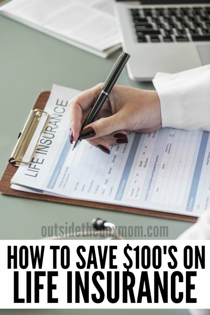 One Simple Way to Save Money on Life Insurance