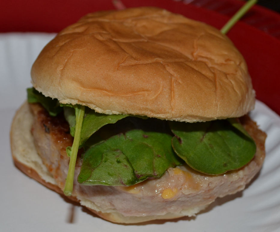 The Secret to Quick & Nutritious Turkey Burgers