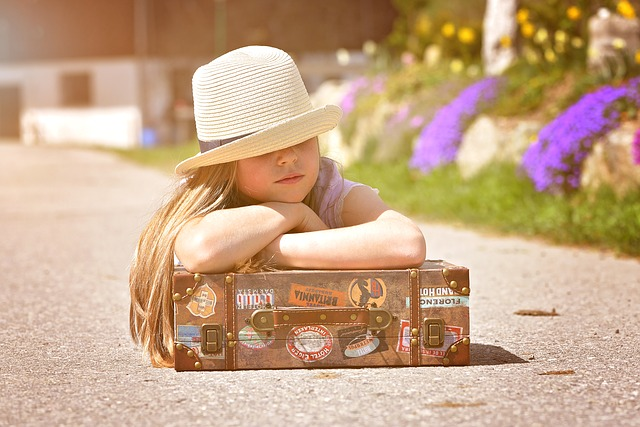 Checklist for Traveling with Kids